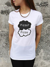 Pizza? Pizza. T-shirt Top Tumblr Fashion The Fault in Our Stars Okay Okay Funny