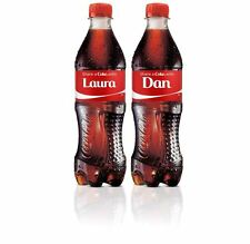 Share A Coke 500ml Regular Coca Cola Personalised Pick Your Name Dad Bestie Bro