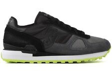 Saucony Shadow Original S2108-561 New Mens Black Gray Athletic Running Shoes
