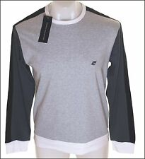 Bnwt Mens French Connection Long Sleeved T Shirt Top RRP£40 Grey New Fcuk