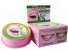 Herbal Clove Toothpaste helps Sensitive teeth Clean stains Anti bacteria Thai