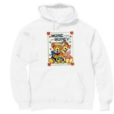 Pullover Hooded hoodie country sweatshirt Home is where the honey is teddy bear