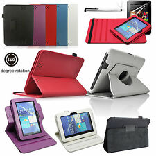 3 In 1 Smart 360 Degree Stand Case Cover Fr 2012 Amazon Kindle Fire HD 7 UK Mail