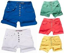 PLEASE WOMAN BERMUDA P88 LIKE P78 COTTON SHORTS MADE IN ITALY NEW 6093