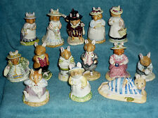 Collectable Selection Royal Doulton Brambly Hedge Figures/Figurines Jill Barklem