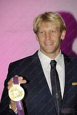 Andrew Triggs Hodge, English rower,double Olympic Gold medalist, Photograph