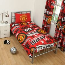 Single FC Duvet Cover Bed Sets - Official Football Club Designs CHEAPEST ON EBAY