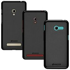 AMZER PUDDING TPU SOFT GEL SKIN PROTECTOR CASE COVER FOR ASUS ZENFONE SERIES