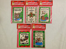 Rawhide Christmas Cards For Your Dog With Mailing Envelope You Choose New