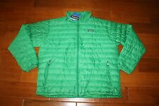 Patagonia Mens Down Sweater Jacket NWT Size 2XL Dill Green