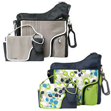 System 180 Nursery Baby Nappy/Diaper Strap Shoulder bag /Changing/Pad/Mat/Holder