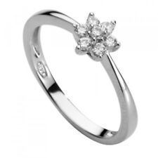 Silver Trends Women Jewelery Ring with stone ST471 Sterling 925 rhodium-plated