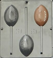 Football Chocolate Candy Molds NFL Saints Dolphins Cowboys Skins Chargers more