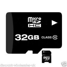 NEW UP TO 32GB SD MICRO MEMORY CARD + ADAPTOR FOR NOKIA
