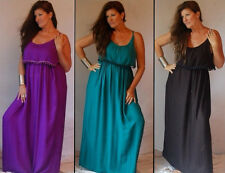 C447S IN STOCK MAXI DRESS CLASSY WOMENS FASHION CHOOSE COLORS LOTUSTRADERS