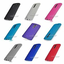 TPU Silicone Matte Surface Case Cover for LG G3 VS985 Verizon + Screen Protector