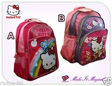 Hello Kitty Girls Quality School Bag Rucksack Backpack