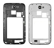 Gray/White Middle Plate Frame Bezel Housing for Samsung Galaxy NOTE2 N7100 N7105