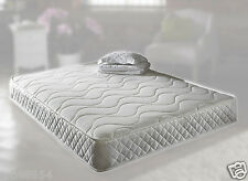 Single3ft 4ft6 in King 5ft Memory Foam Quilted Coil Mattress