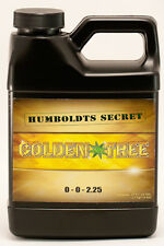 Humboldts Secret Golden Tree All-In-One Additive 3X Better Boost 4 Canna Growing