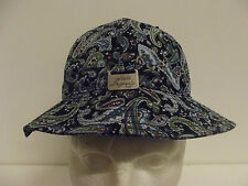 Brand New State Property Bucket/Fisherman Hat Paisley Summer Safari One Size