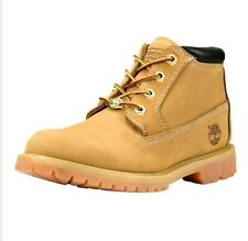 Women's TIMBERLAND Waterproof Nellie Chukka Double Sole 23399 Wheat