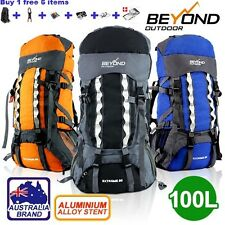 100L Camping Hiking Travel Backpack RUCKSACK Water proof Backpack New Arrival