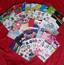 NEW CHILDREN'S TEMPORARY TATTOOS ~ 2 SHEETS OF TATTOOS PER PACK