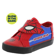Ultimate Spider Man Toddler Boy's Shoes SPIDER-MAN GLOW Sneaker RED
