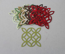 Stampin' Up Christmas/Holiday Color Lattice Die Cuts 10 *You Choose the Colors