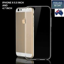 Crystal Clear Hard Case for Apple iPhone 6 4.7 iPhone 6 5.5 inch Plus