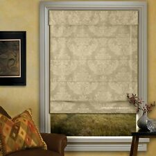 Medallion Fabric Roman Shades - Many Sizes - Free Shipping