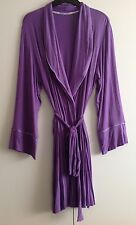 LADIES EX STORE  JERSEY DRESSING GOWN/ROBE UK SIZES 8, 10, 12, 14, 16, 18