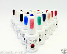 Harmony Hand & Nail Soak Off Gel Polish Gelish Assorted Colors .5oz/15ml