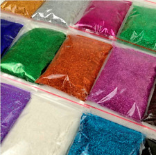 Beautiful Shiny Metalic Glitter Powder Many Colours Christmas Card Making crafts
