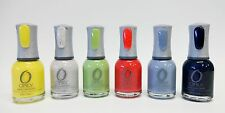 Orly Nail Polish Hope And Freedom Fest Assorted Colors Variety .6oz/18ml