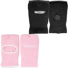 Maxstrength Karate Mitts Elasticated Cotton Martial Arts Boxing MMA Training