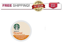 FRESH Starbucks Caramel Coffee Keurig k-Cups YOU PICK THE SIZE