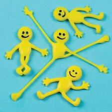 1-1000 Smiley Stretchy Men Mini Party Bag Fillers Children Toy