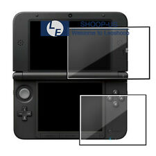 NEW Top+Bottom Clear Screen Protector LCD Guard Film for Nintendo 3DS XL