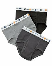Boy's Toddler Dyed Briefs 5-Pack - style TB90A5