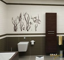 Wall Tattoos Fish In Ocean Bathroom Bath