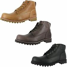 MEN'S LUGZ METRO LACE UP COMFORT CUSHION CASUAL BOOTS