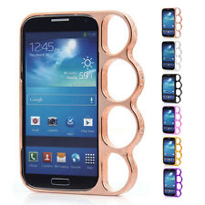 Fashion ◆Rings Knuckles Snap◆ Bumper Case Cover For Samsung Galaxy S4 SIV i9500