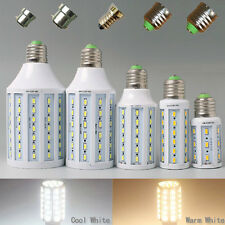 Energy Saving E27 E14 B22 E26 B15 7W-20W SMD 5050 Led Light Bulb Lamp Dimmable