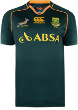 SALE: Canterbury CCC South Africa Home Pro 2013 Green Jersey