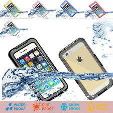 Waterproof Shockproof Life Armor Durable Tough Slim Case Cover For Iphone 6 4.7""