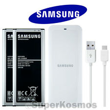 Genuine OEM Original SAMSUNG GALAXY NOTE 4 N910 Extra BATTERY Charger COMBO KIT