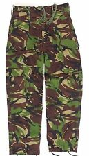 GENUINE BRITISH ARMY & ARMY CADETS COMBAT TROUSERS in WOODLAND CAMO