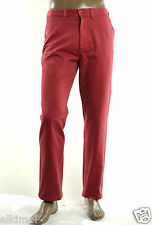 NEW MENS NAUTICA  A BIT TRIMMER THE CHILLMARK FLAT FRONT COTTON CASUAL  PANTS